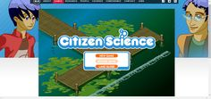 CITIZEN SCIENCE Citizen Science is an online flash-based computer adventure game in which the player is a young adult who becomes concerned about the health of a local lake threatened by eutrophication. Based at Lake Mendota in Madison, WI, the player's goal is to restore the lake. By focusing on the ecological needs of Lake Mendota as well as the surrounding community, the game is able to bring together real-world issues and scientific practices.