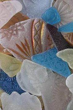 Rare Sea Glass #beach by Alison Haines