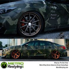 Seductive Green car wrap camo is a super high definition quality print, non repeating camouflage vehicle vinyl wrap film. It is composed of a sexy silhouette pattern with different shades of green colors. Different Shades Of Green, Woman Silhouette, Car Wrap, Sport Bikes, Green Colors, Camouflage, Sexy Women, Vehicle Wraps, Star