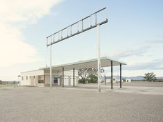 Photographer captures 26 abandoned gasoline stations across America Old Gas Stations, New York Photographers, Photo Projects, Photo Essay, Art And Architecture, New Mexico, Land Scape, Wind Turbine, Abandoned