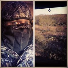 WOS team member Scott is at it again in Uvalde, TX. Props to Terramar Sports & Scent-Lok for keeping him warm. #hunting