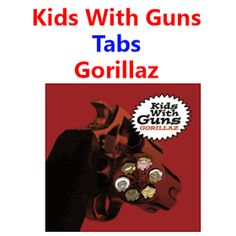 Kids With Guns Tabs Gorillaz - How To Play Kids With Guns Gorillaz Songs On Guitar Tabs & Sheet Online Major Chords Guitar, Electric Guitar Chords, Guitar Tabs And Chords, Easy Guitar Tabs, Acoustic Guitar Chords, Electric Guitar Lessons, Easy Guitar Songs, Guitar Chords For Songs, Guitar Riffs
