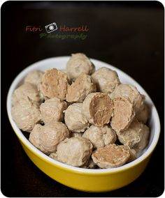 tender indonesian and timorese meatballs chicken bakso baso see more 1 ...