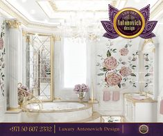 Beautiful and luxe interior design from luxury antonovich - Decor oriental design interieur luxe antonovich ...