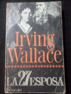 La 27 Esposa, Irving Wallace -re
