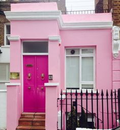 Notting Hill Colors!