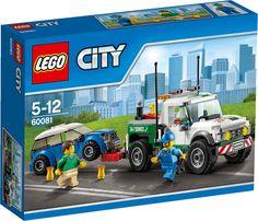 Osta LEGO City Great Vehicles, Hinausauto – Lekmer.fi - verkkokaupasta