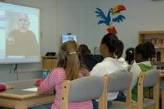 Cool Ways to Use Skype in the Classroom teachhub ideas pen pals, parent teacher conferences, professional development includes classroom prep tips prior to launching skype