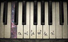 key of c :)