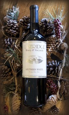 Southern White is the wine of the month for January! Enjoy extra savings all month long!