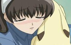 Tohru and Momiji