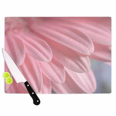 """Suzanne Harford """"Airy"""" Floral Cutting Board"""