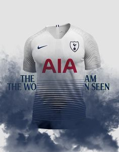 The latest 2018 19 Tottenham home jersey - click to buy  FIFA  football   Fútbol d53a6214f