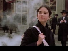 Once Upon a Time in America - Young Deborah, played by Jennifer Connelly, when she was young