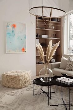 Beige Living Rooms, Boho Living Room, Home And Living, Living Room Decor, Beige Room, Decor Room, Bedroom Decor, Wall Decor, Home Decor Inspiration