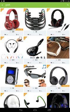 Geek - Inteligentnejšie nákupy – snímka obrazovky