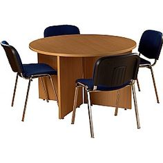 Annandale Informal Round #MeetingTables are unlike traditional #boardroomtables. These tables are compact in size and are designed for smaller group sittings. It comes with EXCLUSIVE 7 year manufacturers guarantee, starting cost just £129.00 To place your order visit - http://www.office-desks.co.uk/annandale-informal-round-meeting-tables.html