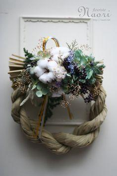 Japanese New Year wreath 2013