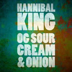 """Hannibal King – """"OG Sour Cream and Onion"""" (Free Instrumental EP)"""