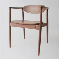 armchair in. Chair Design, Armchair, Dining Chairs, Woodworking, Good Things, Furniture, Home Decor, Sofa Chair, Single Sofa