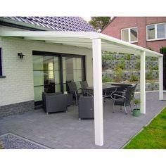 Overdækning til terrasse - Komplet løsning med termotag CLIMALITE PLUS 9010 -VÆLG STØRRELSE