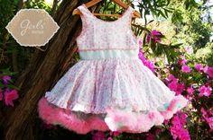Girls boutique Diseños – vestidos de fiesta para niñas Verano 2014