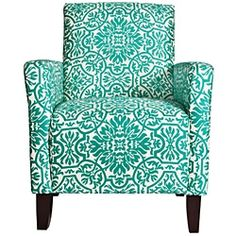 Love the fabric of this chair