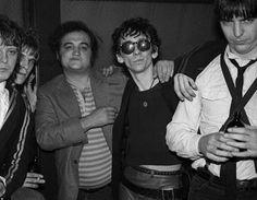 John Belushi was a punk rocker. Dead Boys & John Belushi