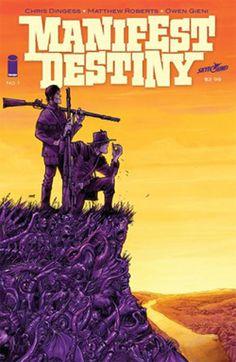 Comic Review: Manifest Destiny #1 (Image Comics)