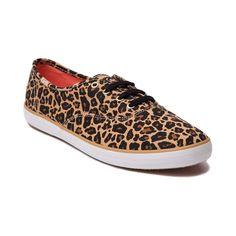 Womens Keds Champion Leopard Casual Shoe