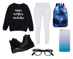 """""""Shopping Outfit"""" by favouro on Polyvore featuring Converse"""