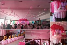 Hello Kitty Theme! Balloon Decoration