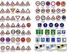 Traffic - #Vocabulary #English