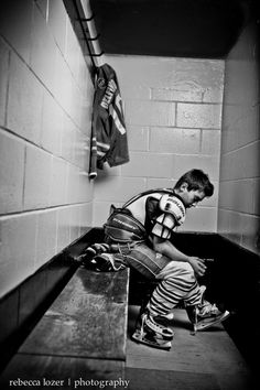 Hockey photography