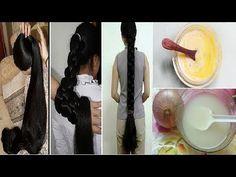 सिर्फ 4 बार लगाने से बाल तेजी से बढ़ाने का घरेलु नुस्खा- Grow Hair Fast L...