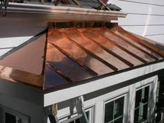 Double Lock Standing Seam | Smith Slate Roofing