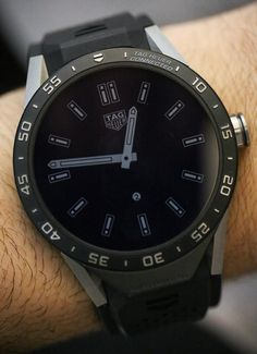 Earlier today in New York City, TAG Heuer officially debuted the brand's highly anticipated smartwatch device that the Swiss watchmaker originally announced at the Baselworld 2015 trade show in March. Known as the TAG Heuer Connected, the $1,500 smartwatch device received a full hands-on look and review on aBlogtoWatch here. According [...]