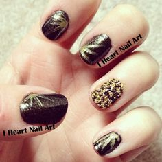 glitter golden fireworks and beads nails 2015 new years - I Heart Nail Art Holiday Nails, Christmas Nails, Nails 2015, New Years Eve Nails, Heart Nail Art, Sexy Nails, New Year's Nails, Christmas Nail Art Designs, Glitter Nails