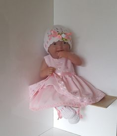 Handmade Baby Dolls Clothes for 14 dolls by FizziesFrocks on Etsy