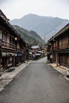 japan | kiso valley