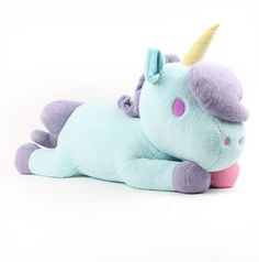 As big as they come: #LittleTwinStars GIGANTIC Unicorn plush!