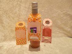 peCreative: Flaschenanhänger.....