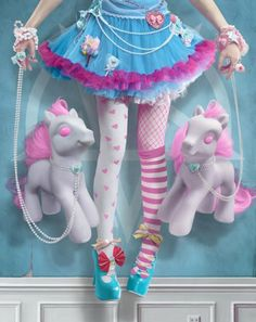 My Little Pony Project 2012 - Illustration by Kevin Marburg