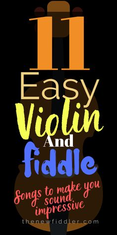 11 Easy Violin And Fiddle Songs That Make You Sound Impressive. - The New Fiddler Teaching Orchestra, Teaching Music, Music Tabs, Music Notes, Violin Songs, Free Violin Sheet Music, Only Song, Ode To Joy, Music Lessons