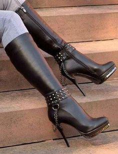 Heels & Chains