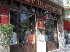 Botigues antigues de Barcelona