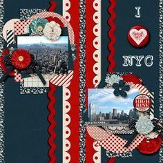 nyc1 Photo Galleries, Nyc, Scrapbook, Gallery, Roof Rack, Scrapbooks, New York City, Scrapbooking, Guest Books