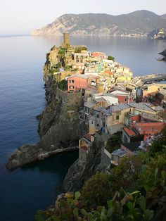 Vernazza, Cinque Terre, Italy ... Book & Visit ITALY now via www.nemoholiday.com or as alternative you can use italy.superpobyt.com .... For more option visit holiday.superpobyt.com