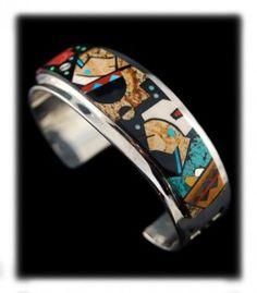 Native American Indian Jewelry by Edison Yazzi