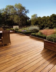 Decking Stain and Protector available in three shades. Decking Stain and Protector available in thre Cedar Deck Stain, Best Deck Stain, Fence Stain, Deck Stain Colors, Deck Colors, Cool Deck, Diy Deck, Sherwin Williams Deck Stain, Gardens